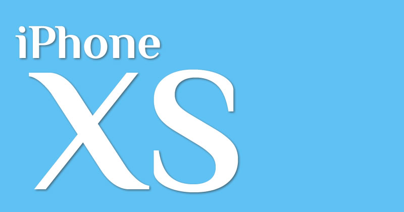 iPhoneXS 修理料金